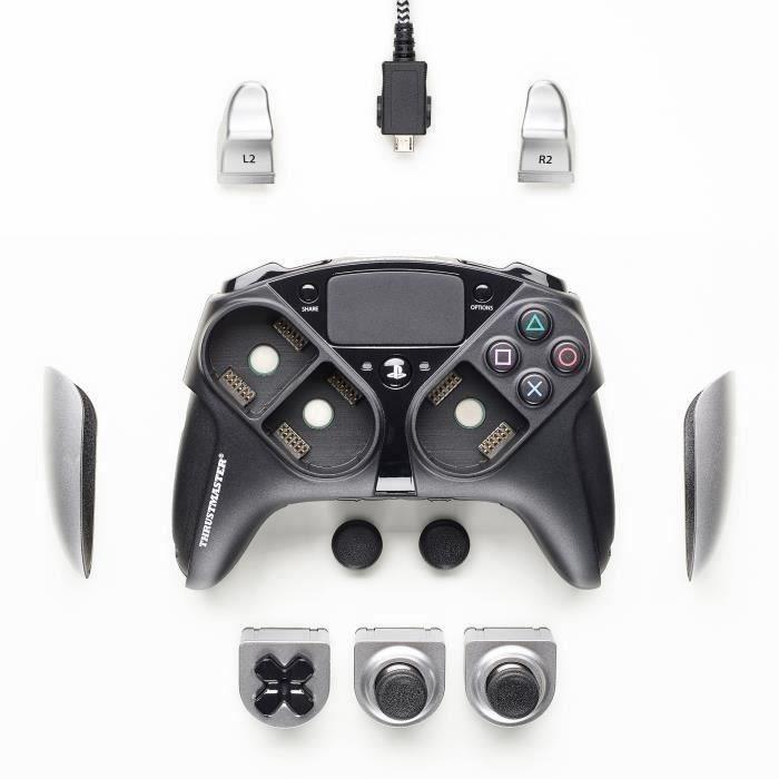 Accessori intercambiabili THRUSTMASTER per controller eSwap Pro Controller PS4 / PC - Argento