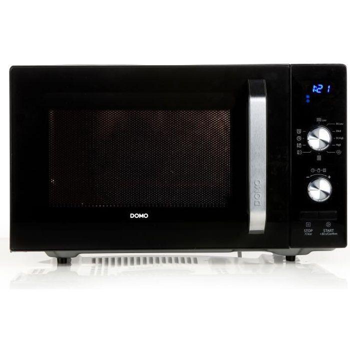 DOMO- DO2924- Microonde - 23L - 800W - Teglia 27cm - timer fino a 95 min