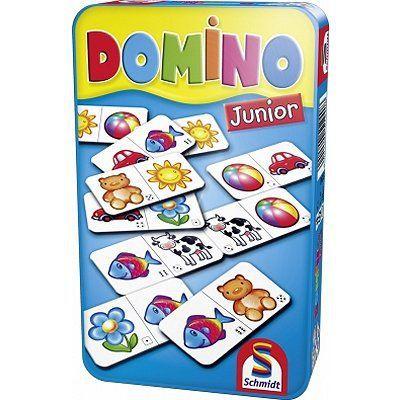Gioco tascabile SCHMIDT E SPIELE - Domino Junior