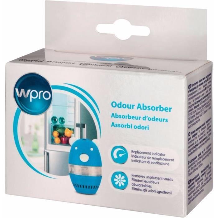 WPRO DEO213 Assorbitore di odori 2 in 1