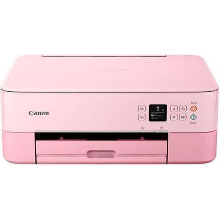 Stampante CANON PIXMA TS5352 - Colore - Inkjet - 216 x 297 mm (originale) - A4 / Legal (supporto) - Fino a 13 ipm - Rosa