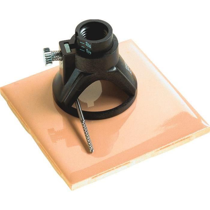 DREMEL Kit da taglio in terracotta