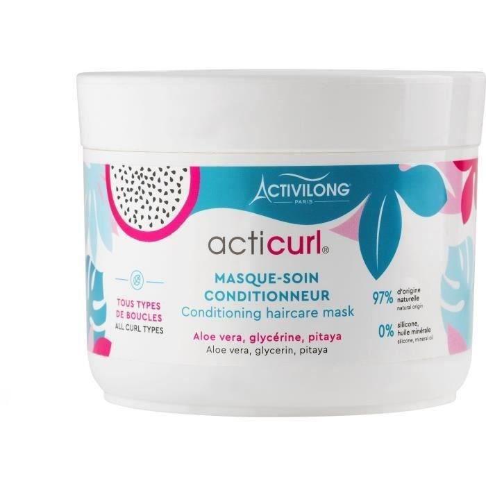 ACTIVILONG Masque-Soin conditionneur Acticurl - 250 ml