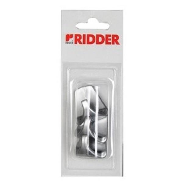 RIDDER Trapezio adesivo all'uncinetto medio - 3 pezzi