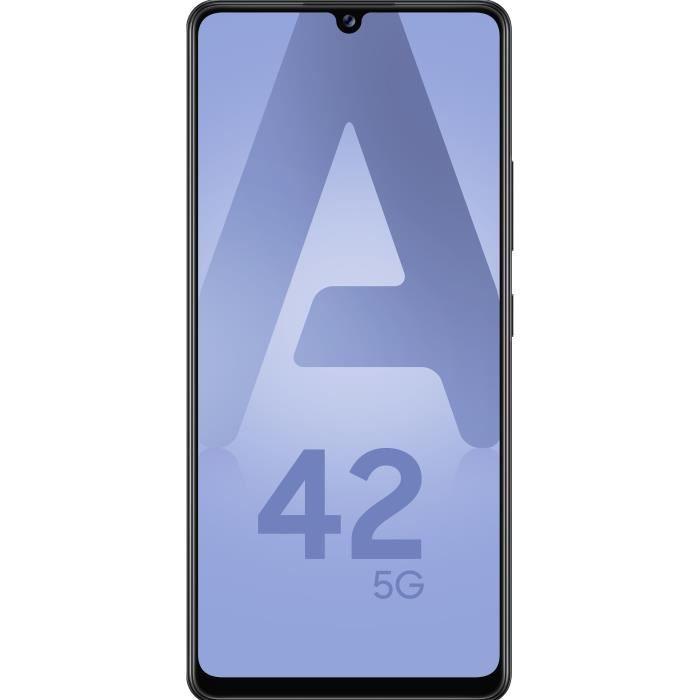 Samsung Galaxy A42 5G nero
