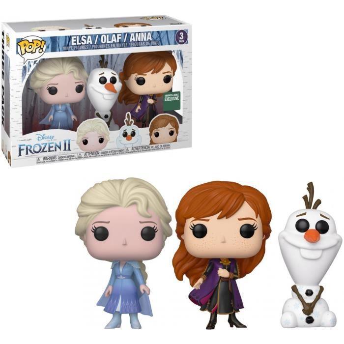 Funko Pop! Disney: Frozen 2 - Elsa / Olaf / Anna