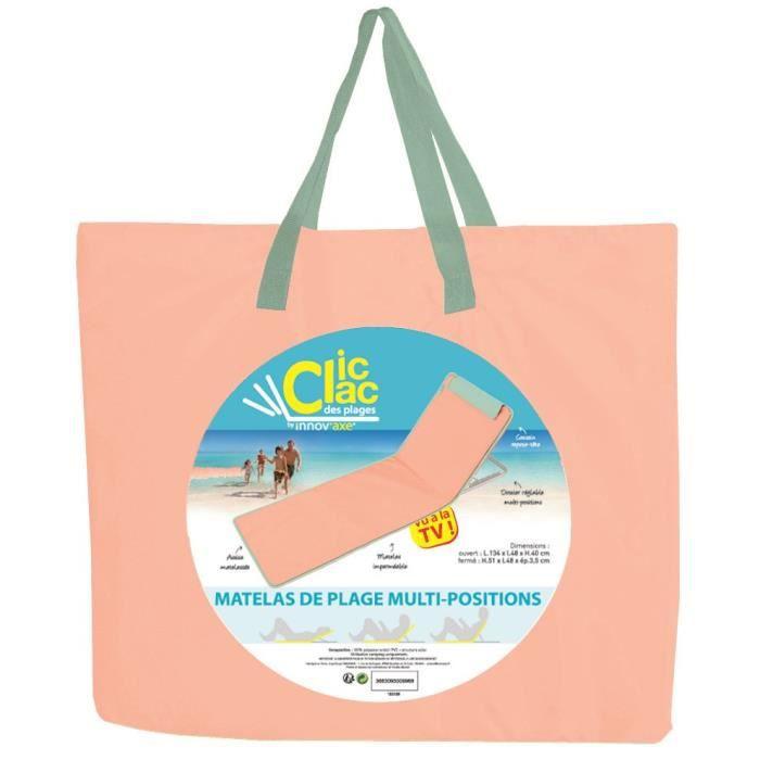 Matelas de plage - Clic clac des plages by Innovaxe