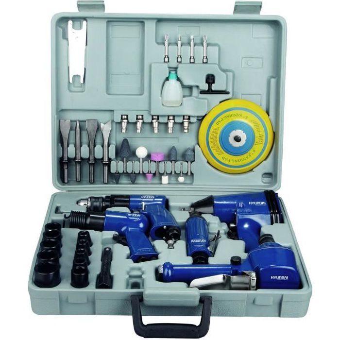 HYUNDAI Kit di utensili pneumatici per compressore