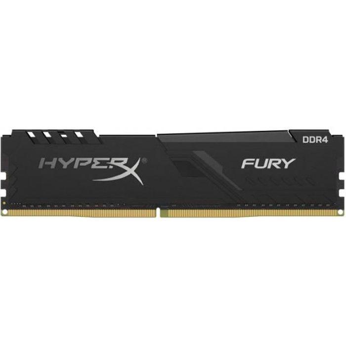HYPERX FURY - RAM PC Mémoire - 8Go (1x8Go) - 3000MHz - DDR4 - CAS15 (HX430C15FB3K2 / 16)