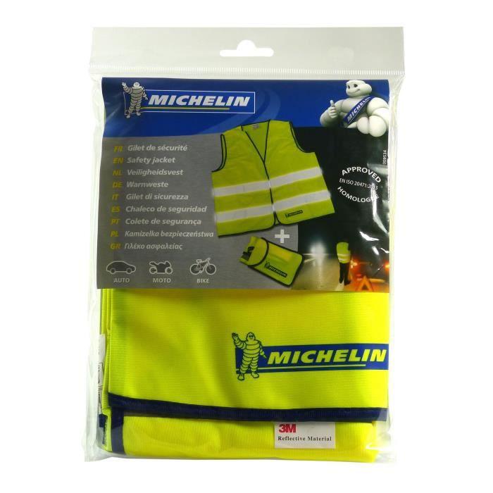Michelin gilet de sécurité