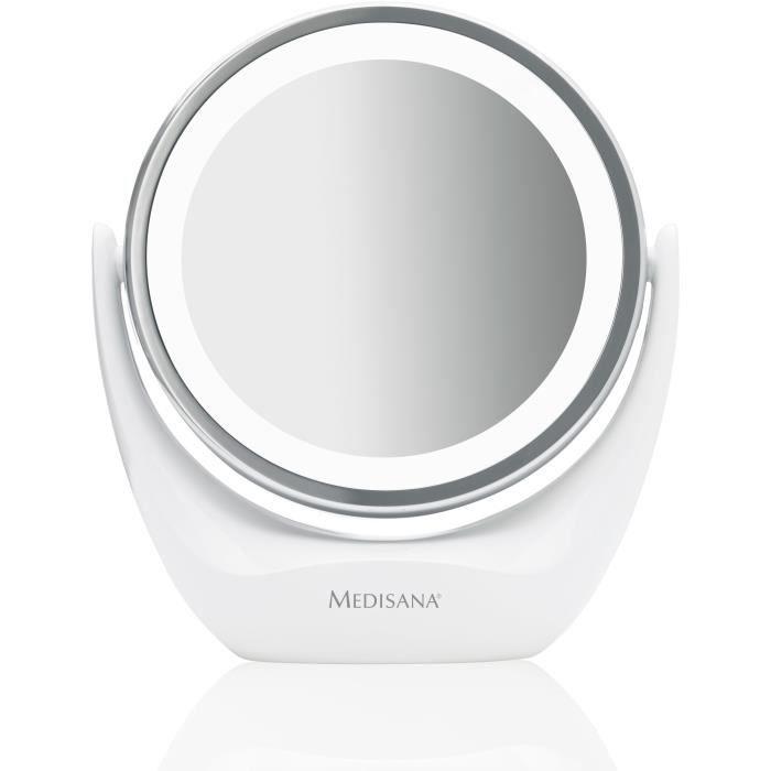 MEDISANA - Specchio cosmetico 2 in 1 - 88554