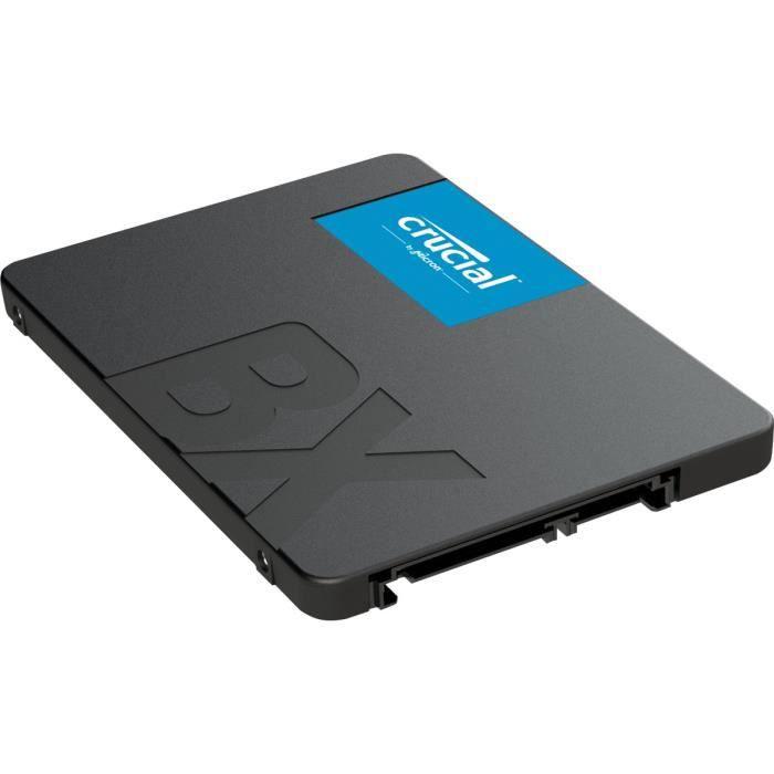 CRUCIAL - Unità SSD interna - BX500 - 1 TB - 2,5 \
