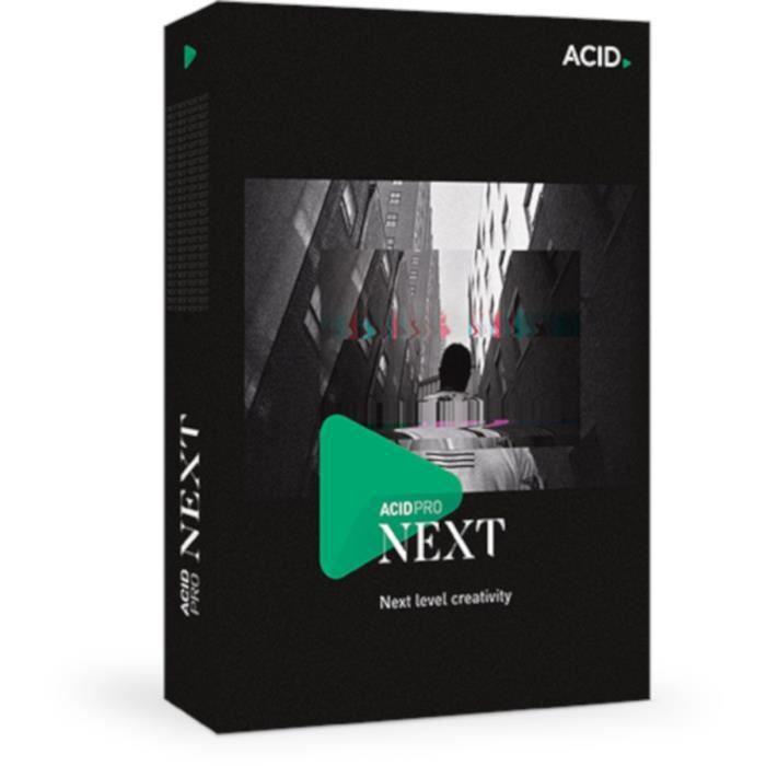 ACID Pro Next