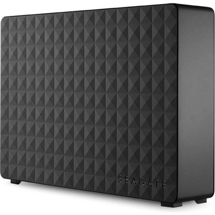 Disco rigido esterno da 4 TB SEAGATE Expansion Desktop nero