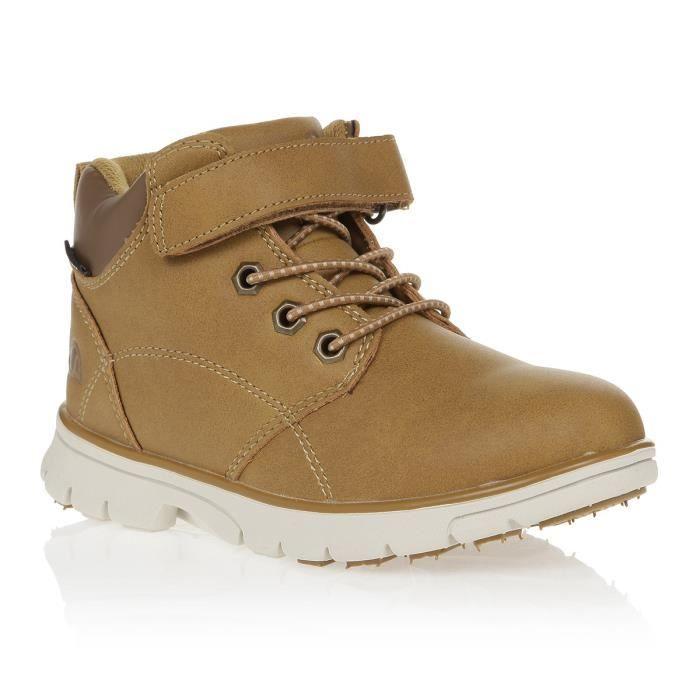ELLESSE Chaussures de randonnée Lofoten II Kid WP - Enfant - Camel
