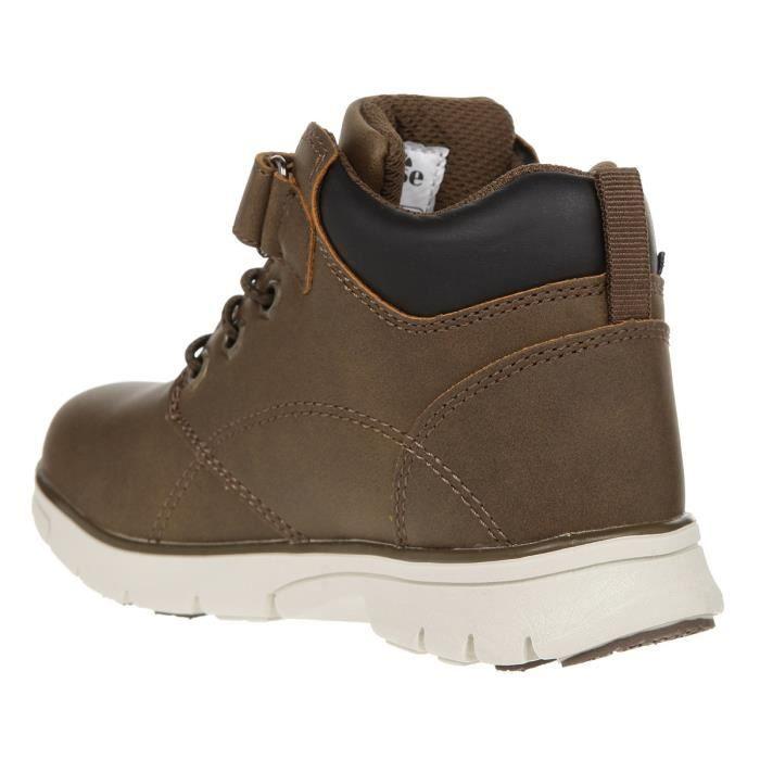 ELLESSE Chaussures de randonnée Lofoten II Kid WP - Enfant - Marron