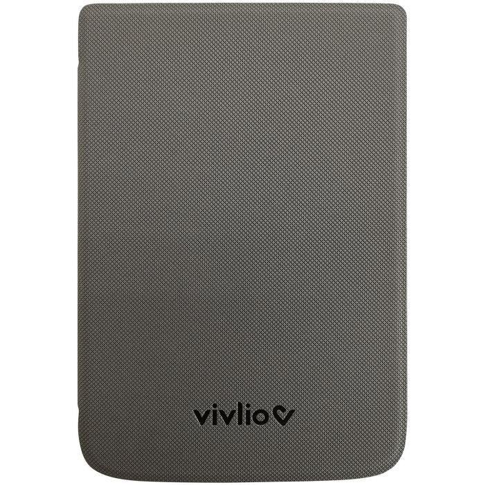 VIVLIO - Custodia protettiva intelligente compatibile TL4 / TL5 e THD + - grigia