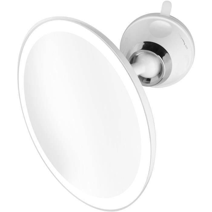 MEDISANA - Specchio aspirante e LED - 88558