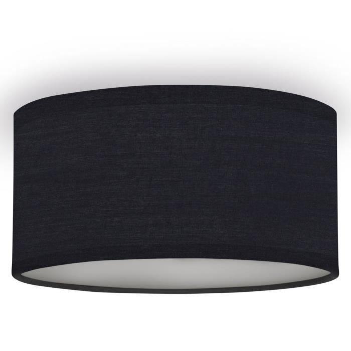 Soffitto 20 cm nero