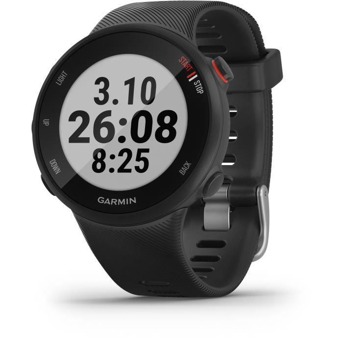 Garmin Forerunner 45 - Montre de course GPS connectée - Small - Noir
