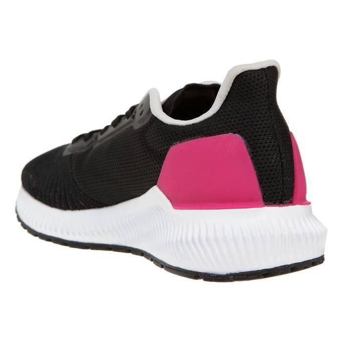 ADIDAS Chaussures de running Solar Ride - Femme - Noir