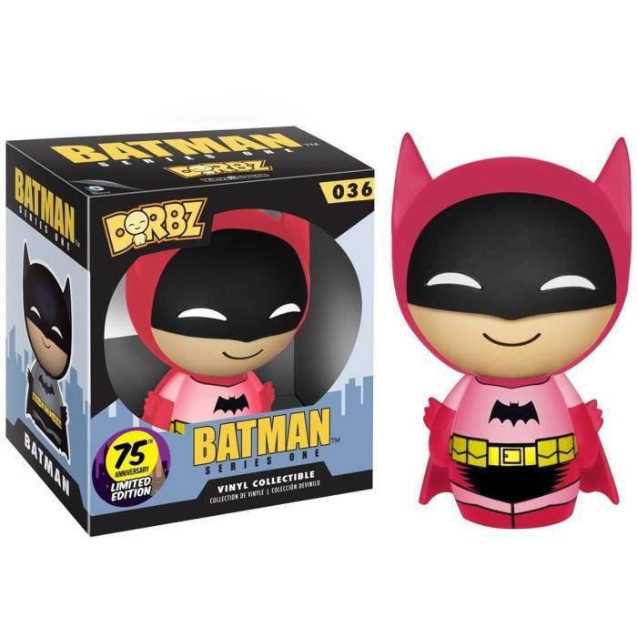 Figurine Funko Dorbz Batman : Batman rose