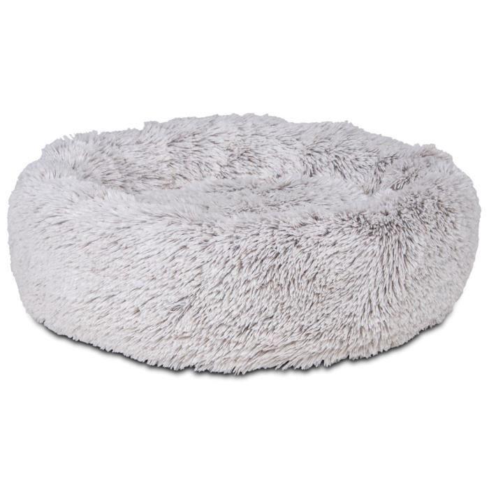 VADIGRAN Donut Harry - Ø60x20 cm - Beige, brun et gris - Pour chien