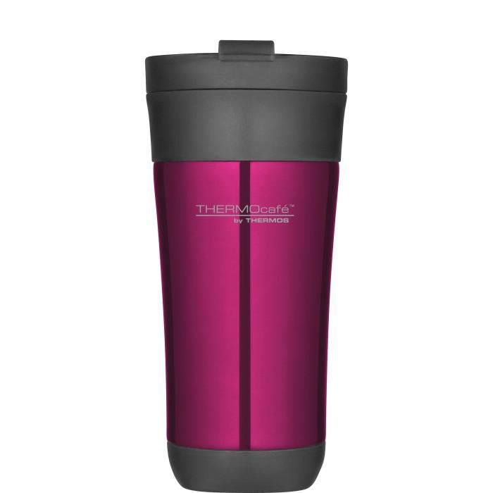 Thermos 102665 Mug isotherme THERMOS Flip Lid-Ultra Pink-425Ml