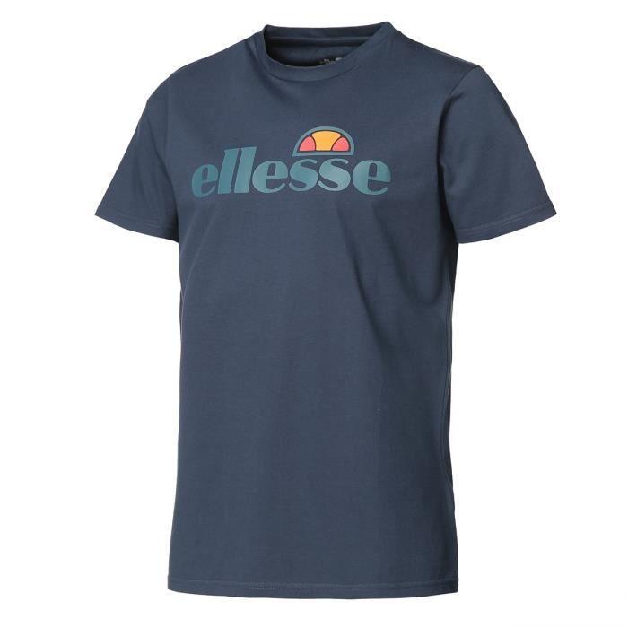 ELLESSE T-shirt maniche corte ALPINE - Uomo - Blu Navy