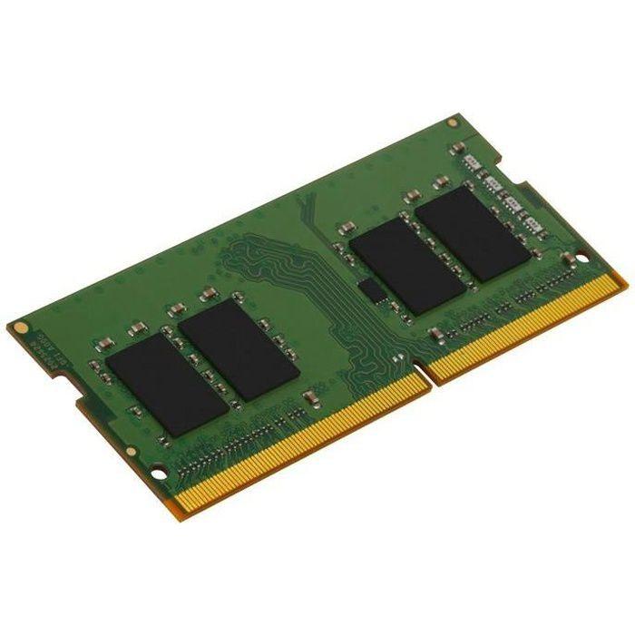 KINGSTON - Mémoire PC Portable ValueRAM SO-DIMM DDR4 - 8Go (1x8Go) - 2400MHz - CAS17 (KVR24S17S8 / 8)
