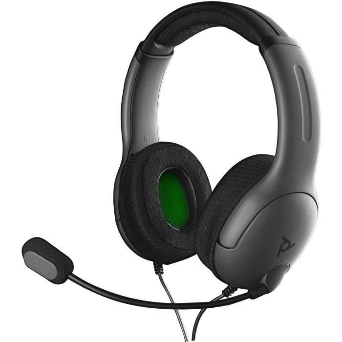Auricolare grigio livello 40 PDP per Xbox One