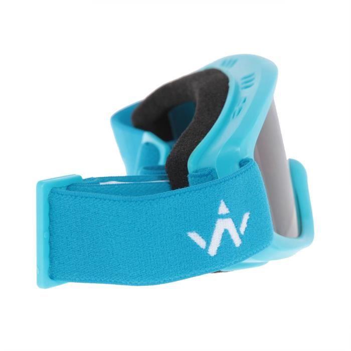 WANABEE Masque de ski Baby 1 Blue - Bébé garçon - Bleu