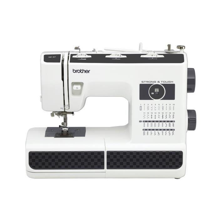 Macchina da cucire meccanica BROTHER HF37 - 37 pts