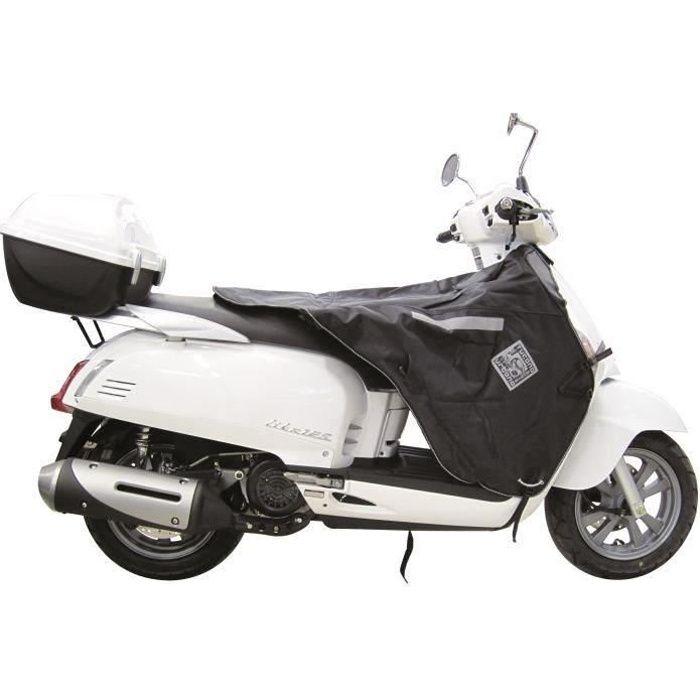 TUCANO URBANO Grembiule adattabile per scooter o moto R151X Nero