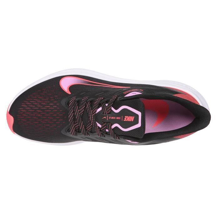 NIKE Chaussures de running ZOOM WINFLO 7 - Femme - Noir