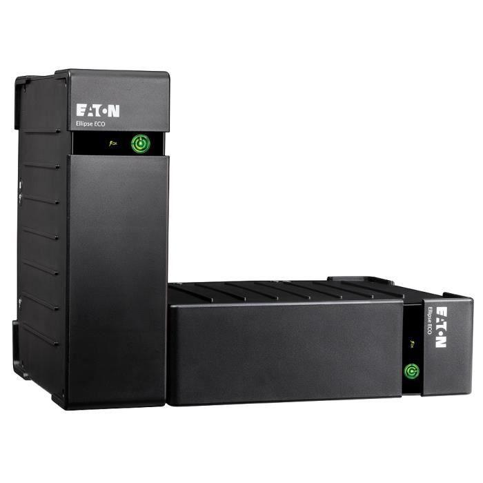 EATON UPS monofase USB Ellipse Eco (EL650USBIEC) - 650VA - prese IEC