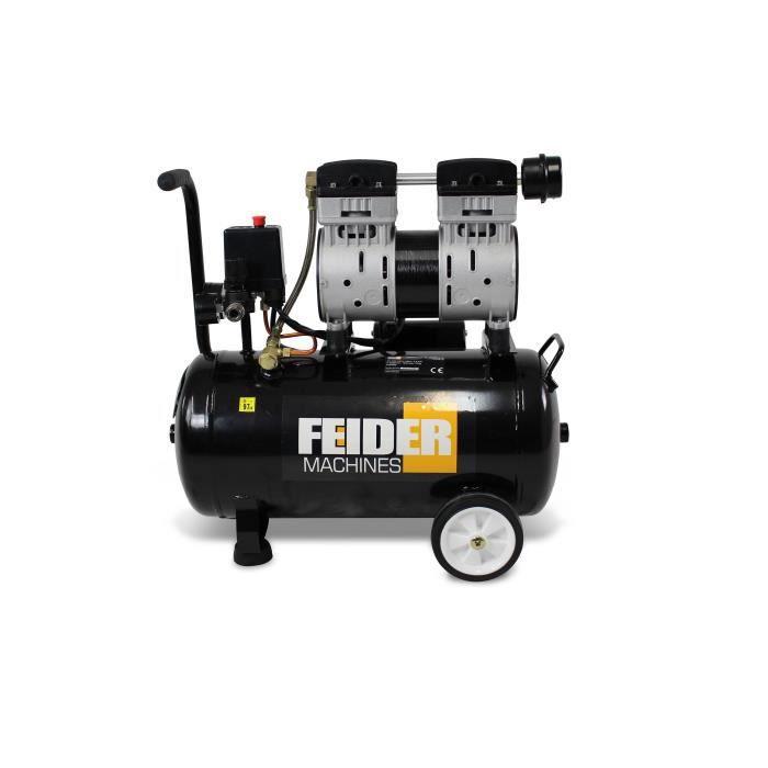 Besole000 Compressore sliencieux - 24 L - 800W - FC24LS