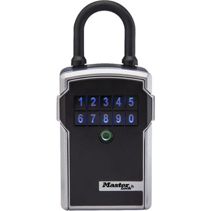 MASTER LOCK Portachiavi connesso - Bluetooth o combinazione - Con maniglia