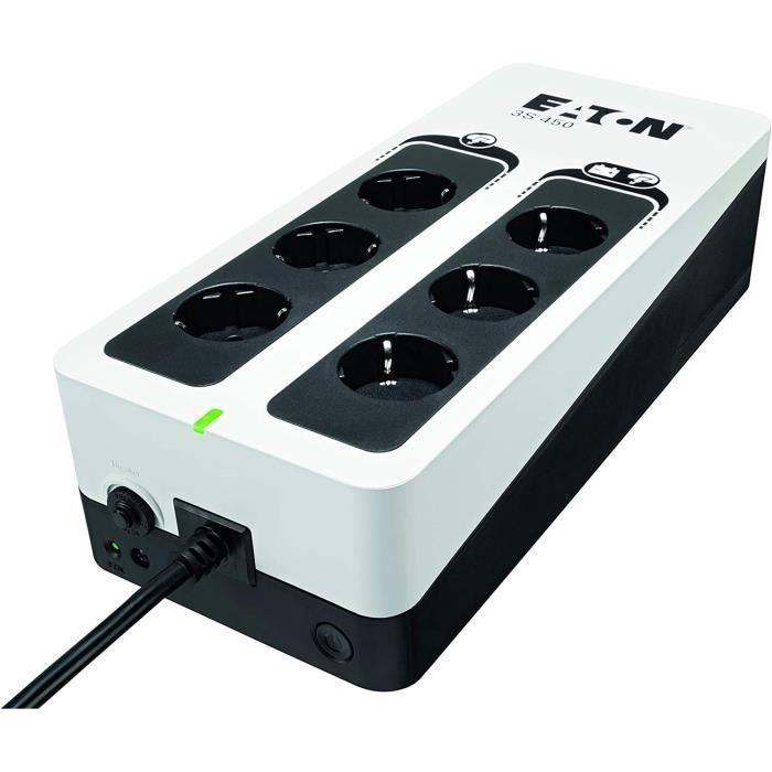 EATON UPS offline 3S Gen 2 (3S450D) - 450 VA - Spine europee