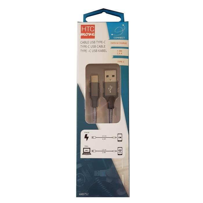 cavo di ricarica USB tipo C