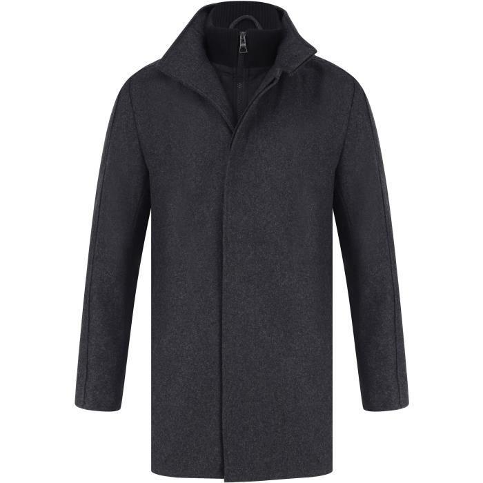 Cappotto tasca laterale normale / Co L