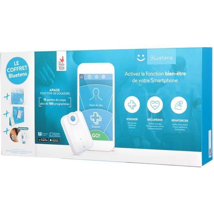 BLUETENS - Dispositivo di elettrostimolazione Bluetens Master Pack