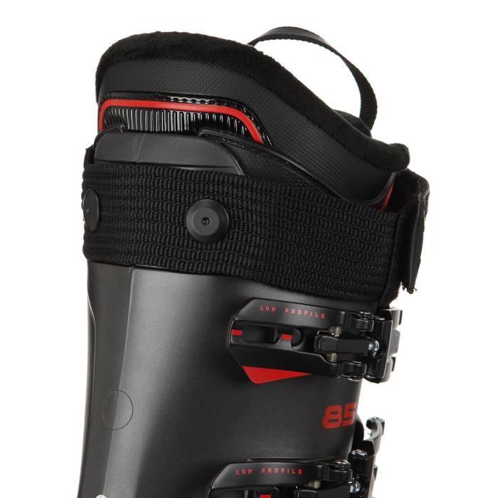 HEAD Chaussures de ski ADVANT EDGE 85 - Homme - Rouge et Noir