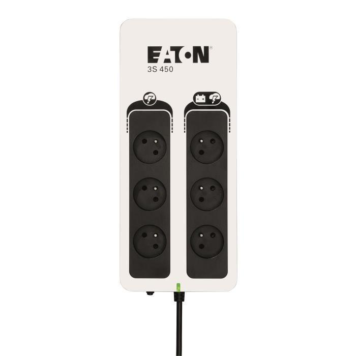 EATON UPS offline 3S Gen 2 (3S450F) - 450VA - Spine francesi