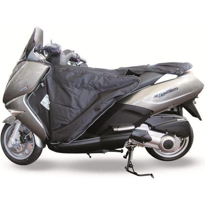 TUCANO URBANO Grembiule adattabile per scooter o moto R171 Nero