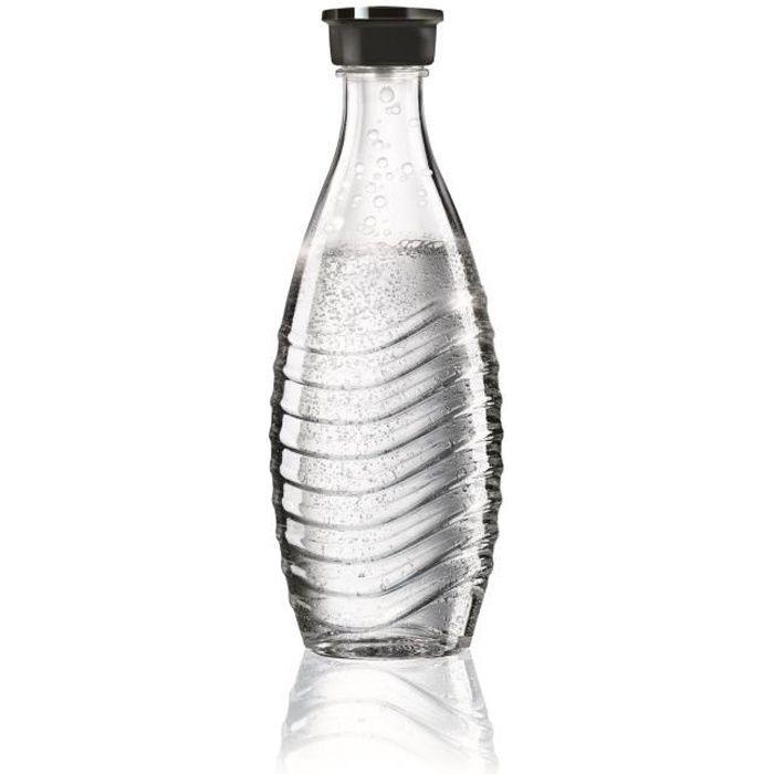 SODASTREAM 3000080 Caraffa in vetro per macchina Crystal