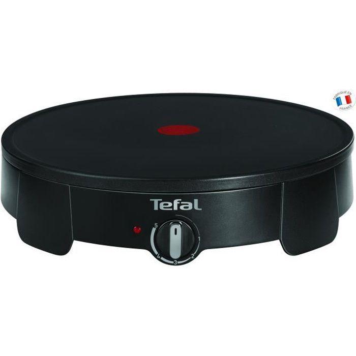 TEFAL PY710812 Crepiera elettrica - Nera