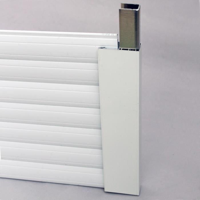 France COMBI Prolunga in alluminio - H 0m25 x L1m50 - Bianco