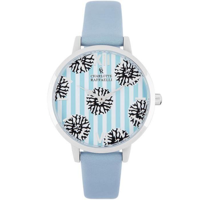 Orologio da donna CHARLOTTE RAFFAELLI - CRP1901 - Movimento al quarzo, blu