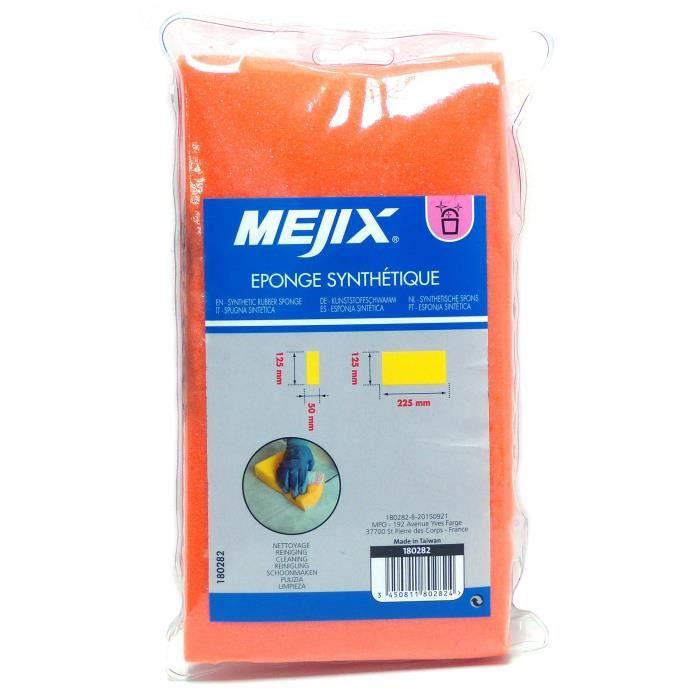 MEJIX Spugna sottovuoto sintetica - 225 x 125 mm
